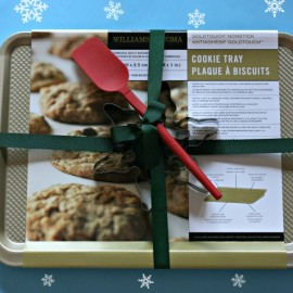 12 Days of Christmas Bake Set From Williams Sonoma