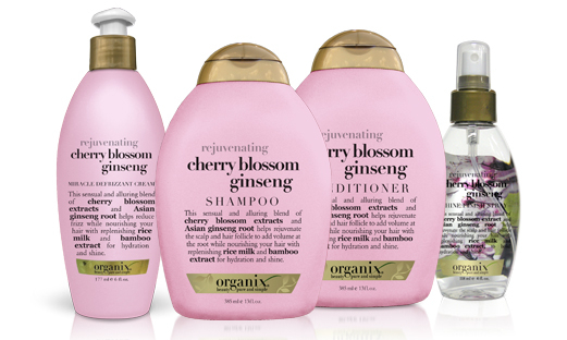 Cherry Ginseng Collection from Organix