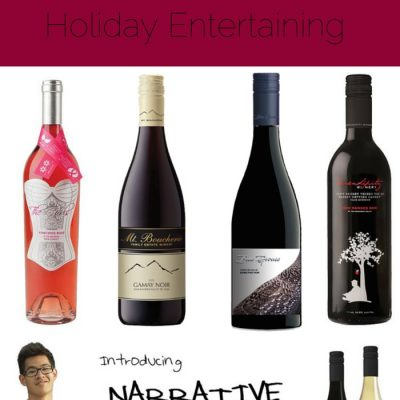 Fifth Day of Christmas- 5 Fabulous BC Wines for Holiday Entertaining