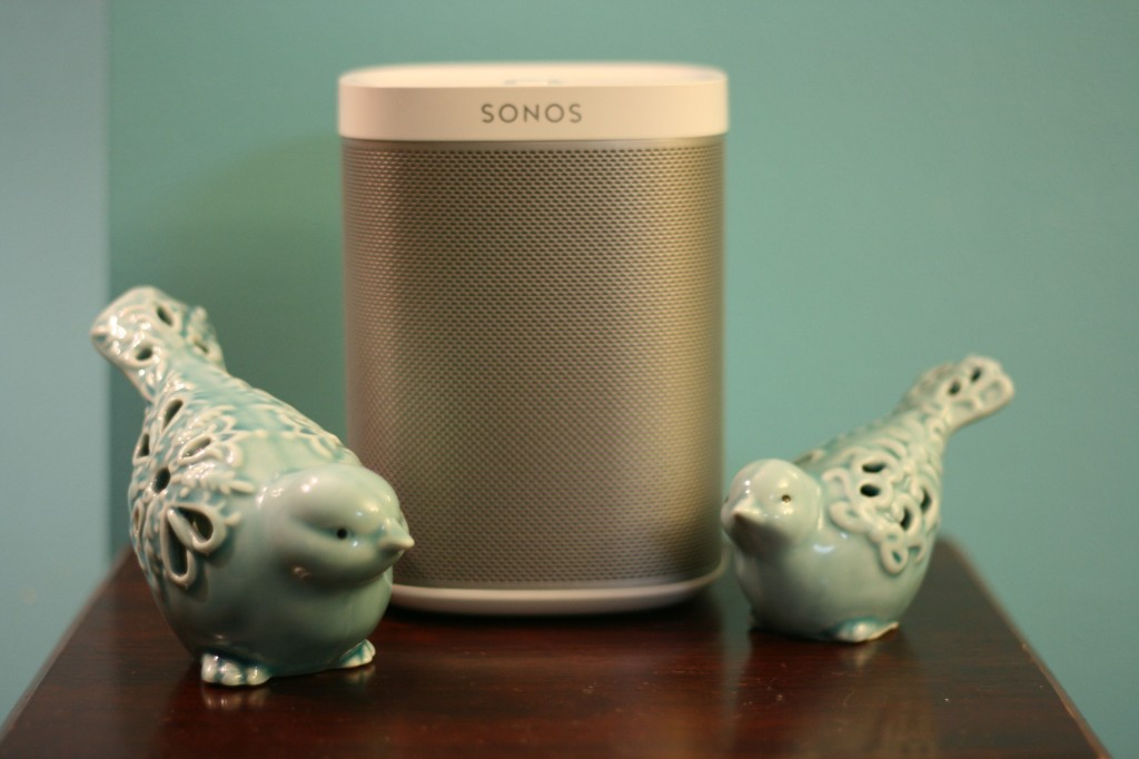 Fill Your Home with music with Sonos