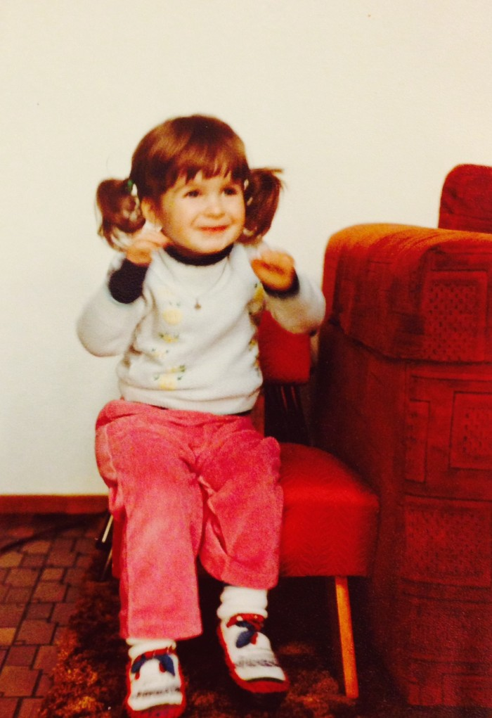 Even at 23 months old I couldn't keep the music from making me groove in my seat!