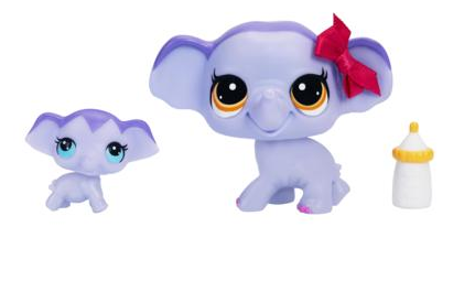 Littlest Pet Shop Mommy and Baby Sets