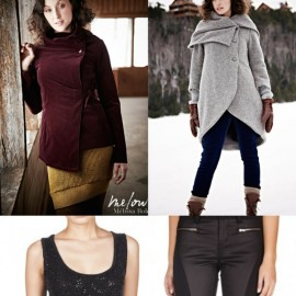 Sew Creative's Creative Gifts for Creative People Countdown to Christmas Day 12- Signature Style with Melow Par Melissa Buldoc and Foxy Jeans