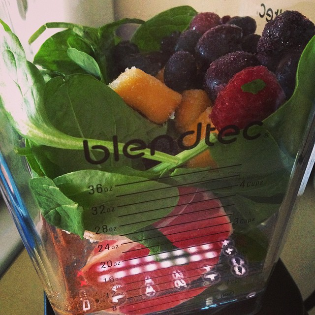 Whole Juicing with Sew Creative and Blendtec