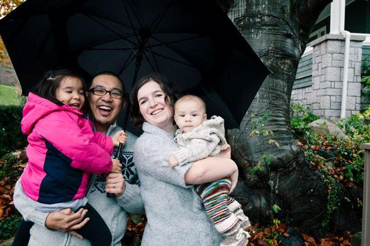 Sew Creative Family Photo