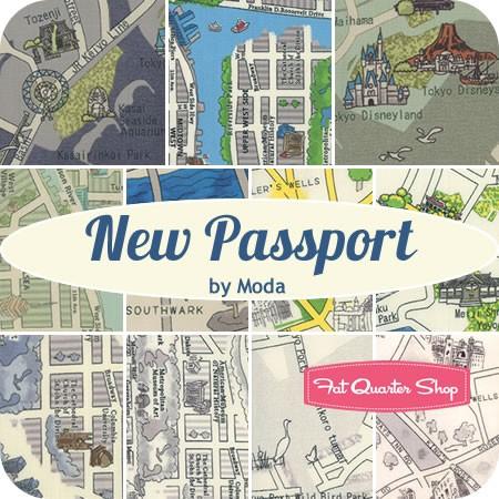 New Passport by Moda Fat Quarter Shop