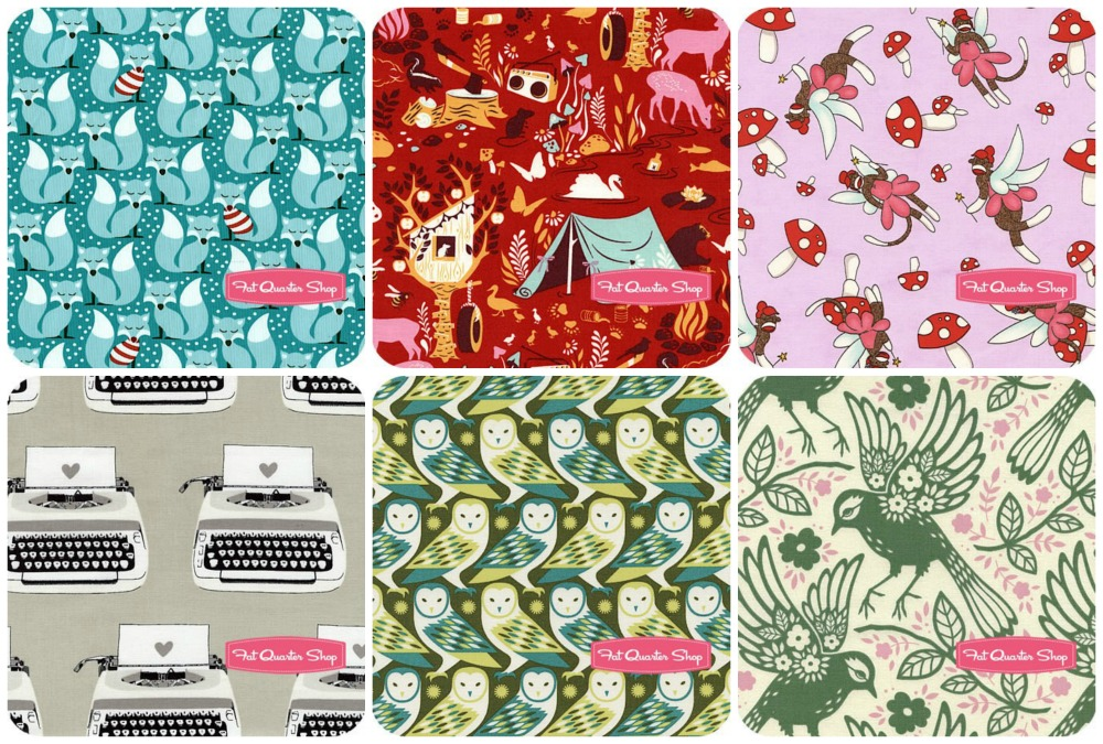 Crystal from Hello Creative Family's Fat Quarter Shop Favorites for April