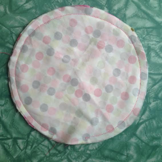 Fabric Scrap Teapot Cozy Tutorial Step 11