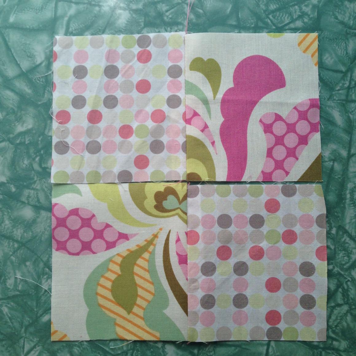Fabric Scrap Teapot Cozy Tutorial Step 3