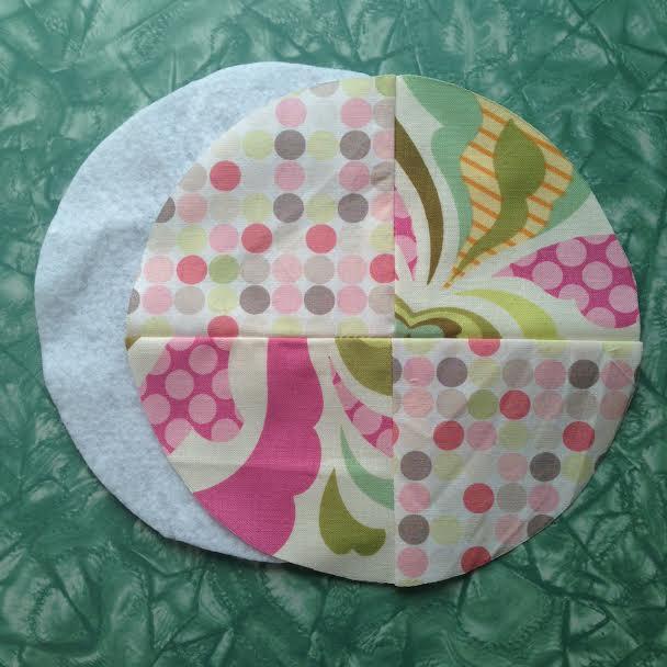 Fabric Scrap Teapot Cozy Tutorial Step 6