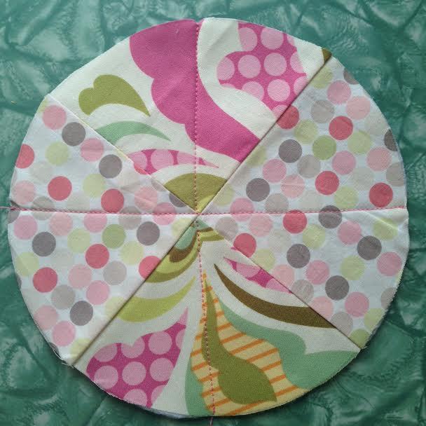 Fabric Scrap Teapot Cozy Tutorial Step 8