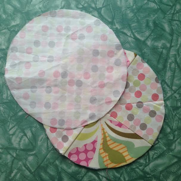 Fabric Scrap Teapot Cozy Tutorial Step 9