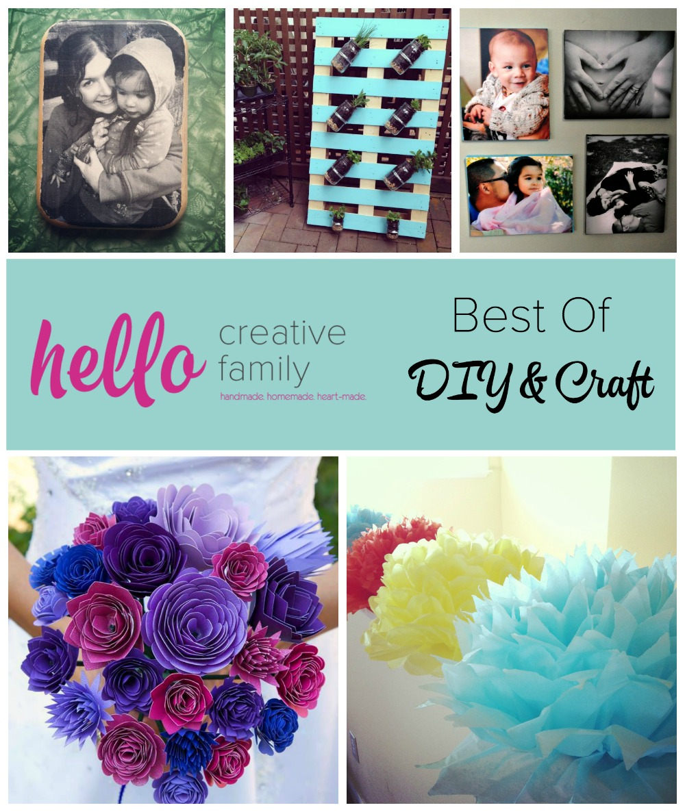 Hello Creative Family Best Of DIY And Craft From Sew Blog For Finding Your Creativity