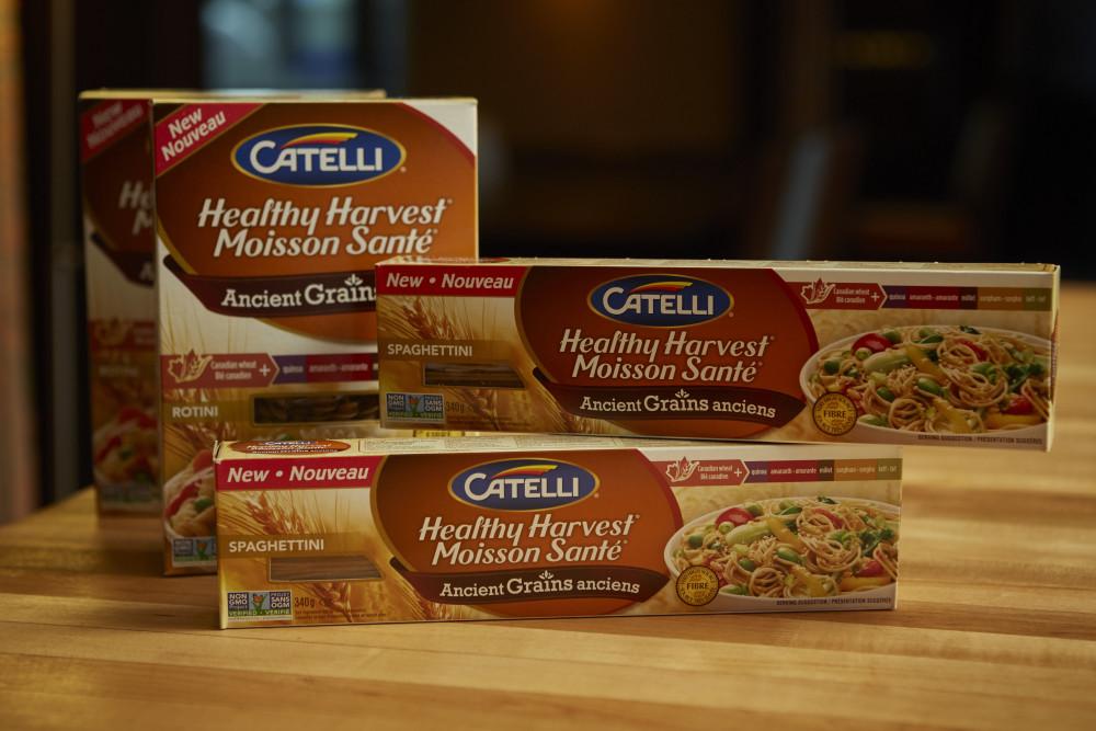 Catelli Healthy Harvest Ancient Grains Pasta