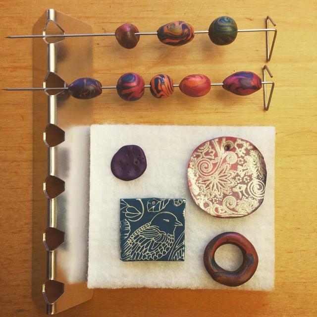 Sculpey Beads