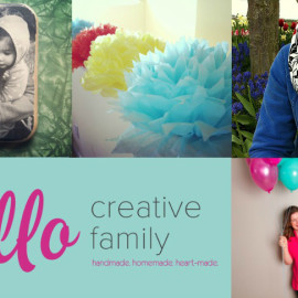 Sew Creative Blog is Now Hello Creative Family the EMagazine
