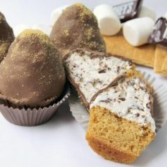 HCF Featured Recipe- Chunky S'mores Cupcake Recipe