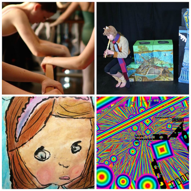 Arts Umbrella, part of Vancouver Mini Maker Faire as featured on Hello Creative Family