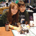 Jessi and Joshua Langager will be at the Vancouver Mini Maker Faire. As seen on HelloCreativeFamily.com