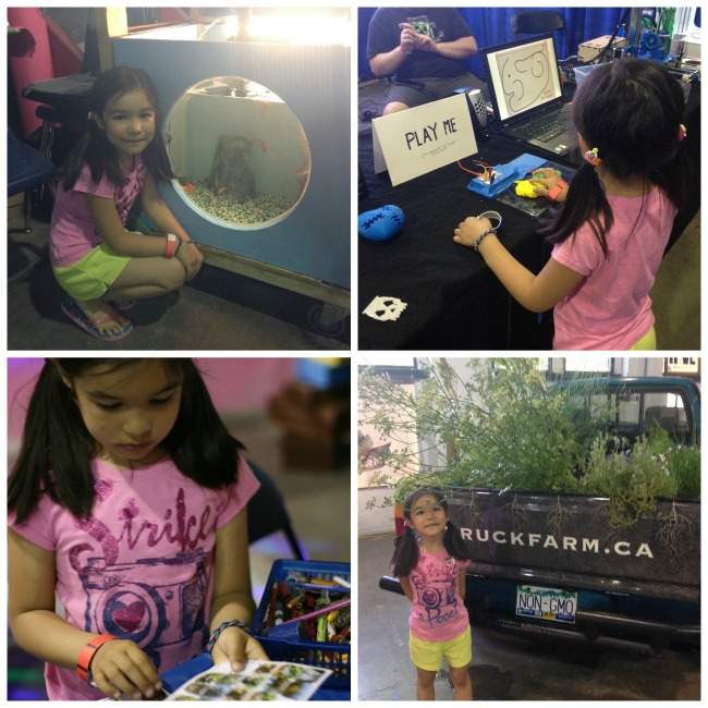 Bean Vancouver Mini Maker Faire