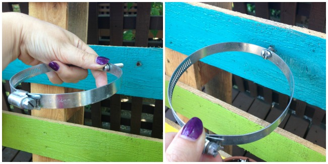 Create a fun upcycled rainbow pallet planter project with these simple instructions from Hello Creative Family. A wonderful family weekend project