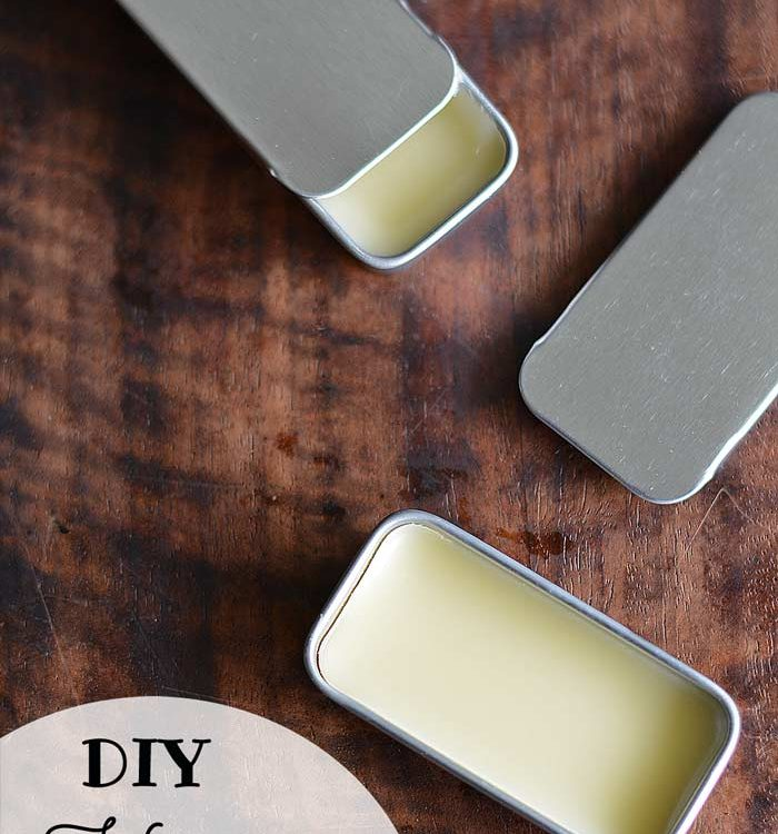 DIY Honey Lip Balm Recipe