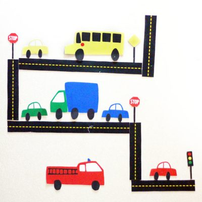 DIY Car Magnets That Are Perfect for a Busy Board- HCF Craft of the Week