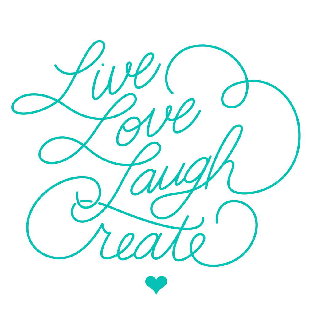 live love laugh create free inspirational printable from. Black Bedroom Furniture Sets. Home Design Ideas