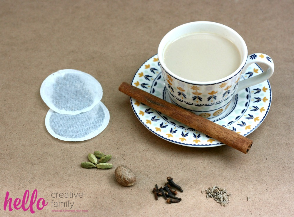 Traditional North India Chai Tea Recipe. It's quick and easy to make the perfect cup of chai!
