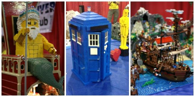 Vancouver Lego Club at Vancouver Mini Maker Faire