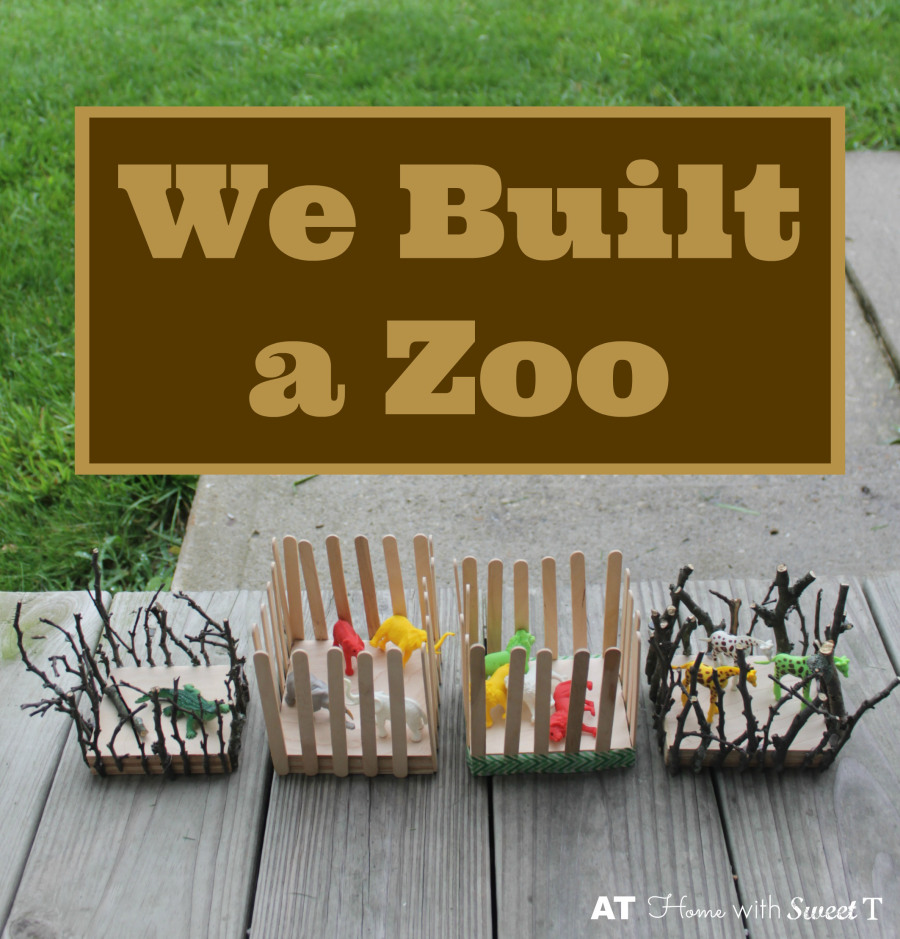 Build Your Own Play Zoo