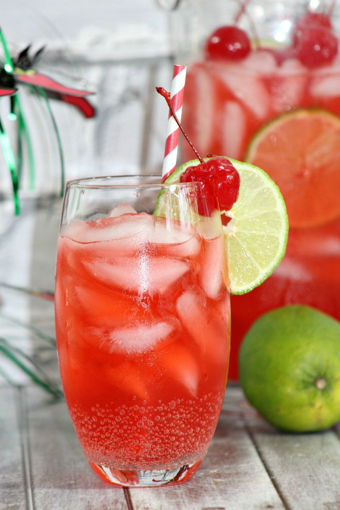 Cherry-Limeade-Margarita