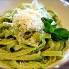 Creamy Avocado Pasta Recipe- HCF Feature Recipe of the Week