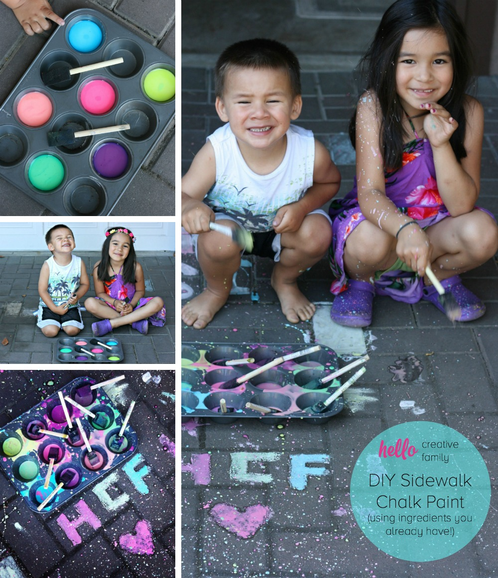 50 Outdoor Games To Diy This Summer: Crunchy Rainbow Glitter Slime Recipe + Over 50 Crafts