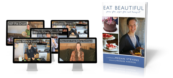 Eat-Beautiful-5-Video-Bonus-Package-with-Book-face-left