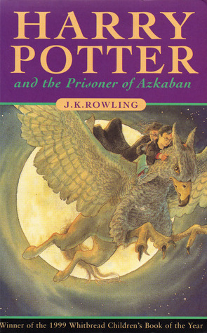 Harry Potter and the Prisoner of Azkaban Canadian Cover