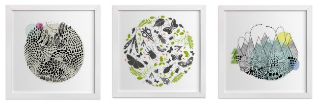 Minted Art Prints from Kayla King