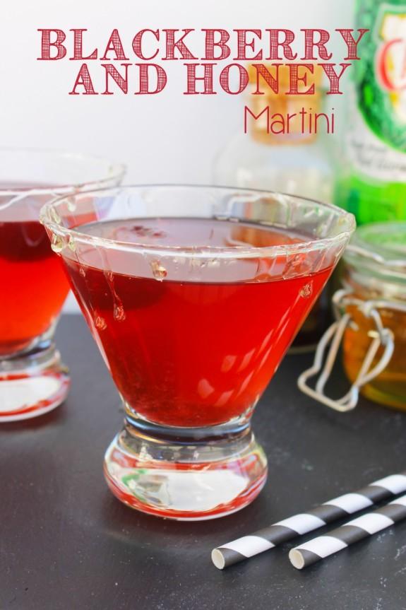 blackberry-and-honey-martini
