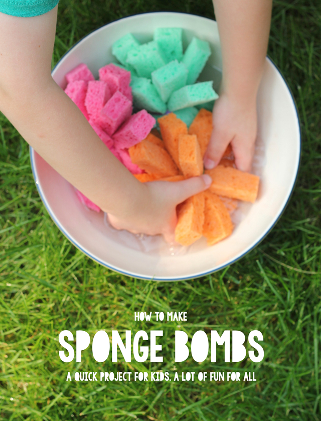 make-sponge-bombs