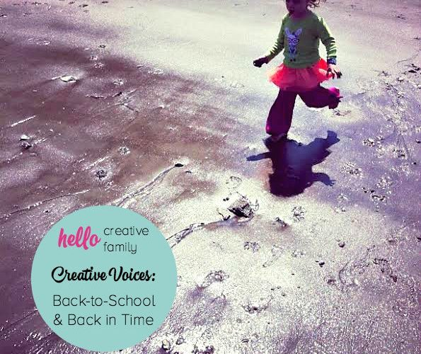 Creative Voices: Back-to-School and Back in Time