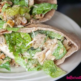 Quick and Easy Lunch or Dinner Idea- Chicken Vegetable Rice Crunch Wrap Recipe