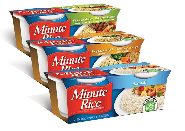 Minute Rice Varieties