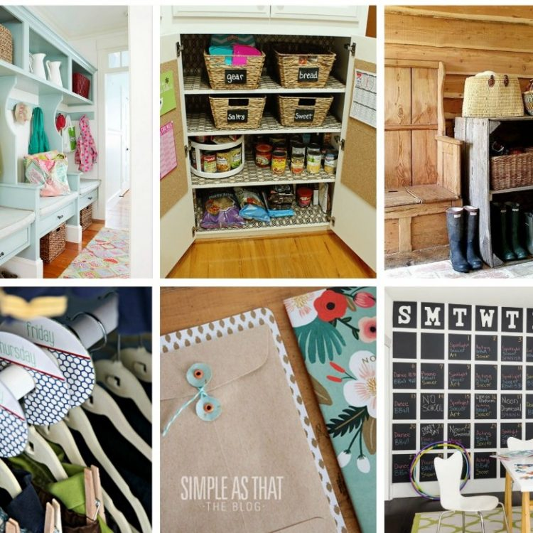 10 Organization Hacks Every Parent Needs to Know About