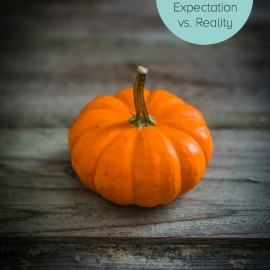 Hello Creative Family's Creative Voices series continues with Expectation vs Reality. One writer's story of taking her daughter to the pumpkin patch