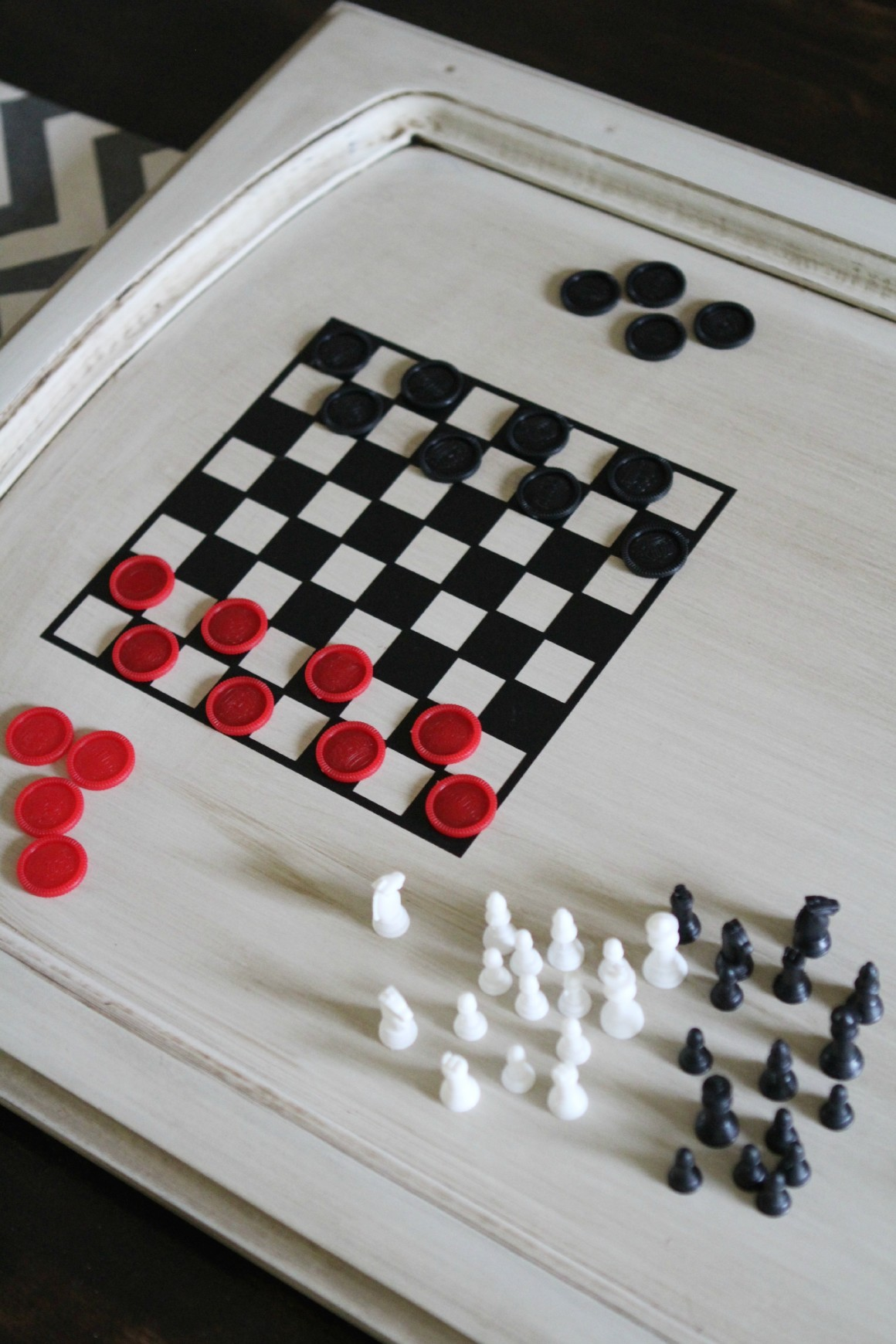 how to make your own board game table