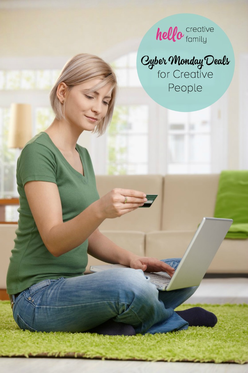 Creative recreation cyber monday deals