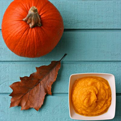 Back To Basics- How To Make Homemade Pumpkin Puree
