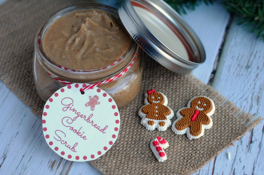 Gingerbread-Cookie-Scrub