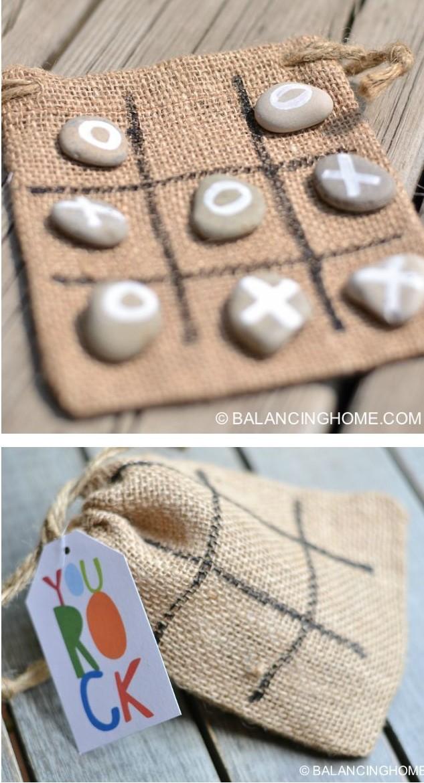 Handmade Tick Tack Toe