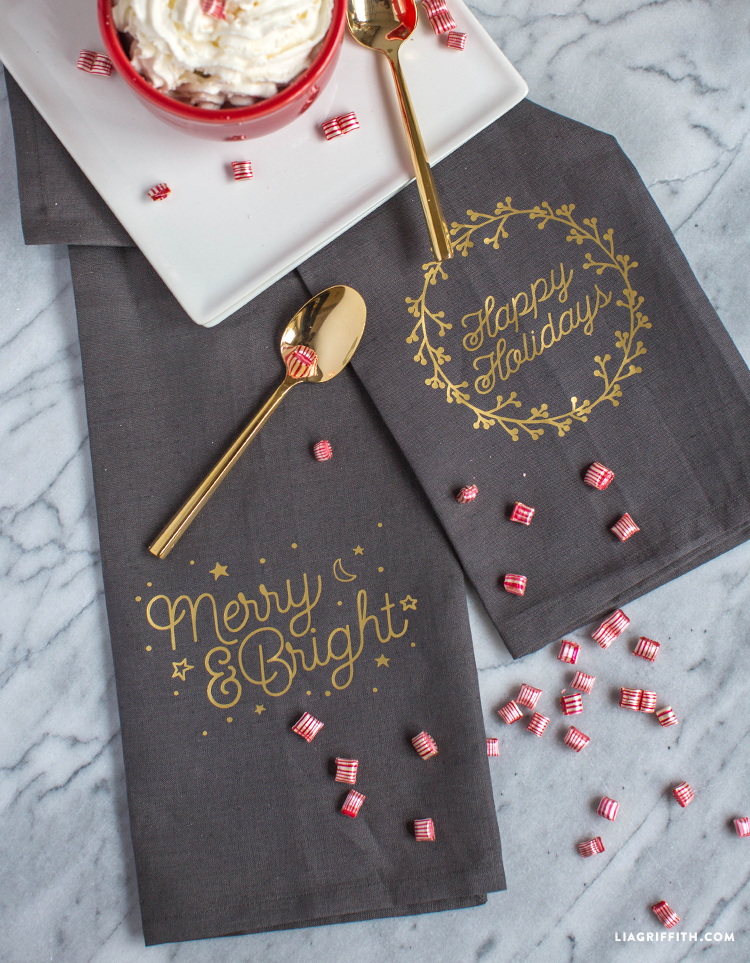 Happy_Holiday_Tea_Towel